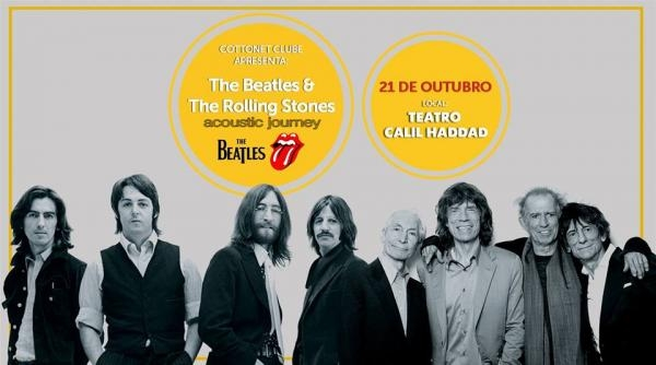 Beatles and Rolling Stones Acoustic Journey